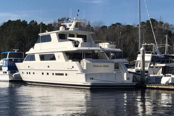 2001 Hargrave 90' Enclosed Bridge Motor Yacht Common Cents | Picture 4 of 73