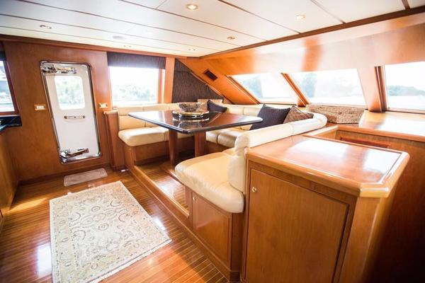 2001 Hargrave 90' Enclosed Bridge Motor Yacht Common Cents | Picture 7 of 73