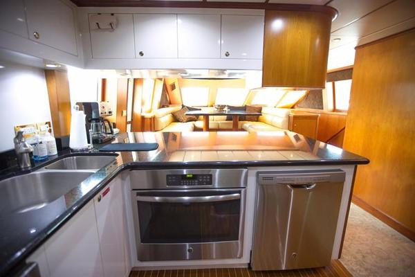 2001 Hargrave 90' Enclosed Bridge Motor Yacht Common Cents | Picture 5 of 73