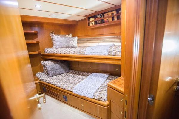 2001 Hargrave 90' Enclosed Bridge Motor Yacht Common Cents | Picture 1 of 73