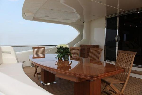 2016 IAG 127' Primadonna Hull 3 | Picture 8 of 32