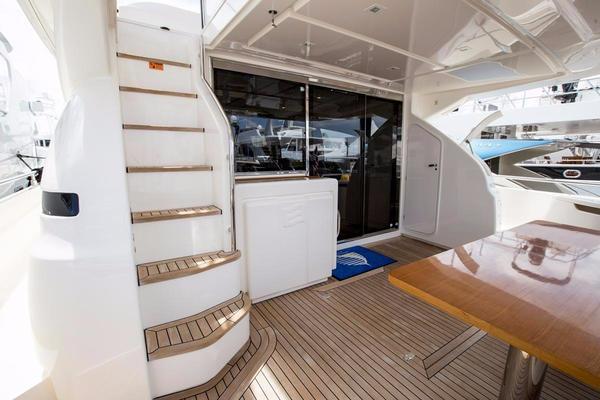 2014 Ferretti Yachts 69' 690 Cloud Break | Picture 4 of 56