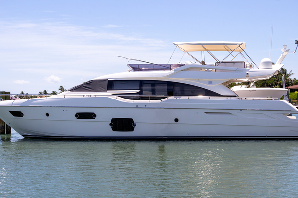 2014 Ferretti Yachts 69' 690 Cloud Break | Picture 1 of 56