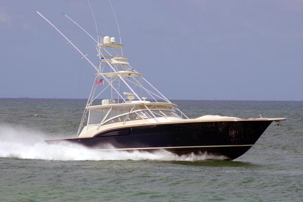 58-ft-Donzi-2005-Express-Carpe Momentum Unknown Florida United States  yacht for sale