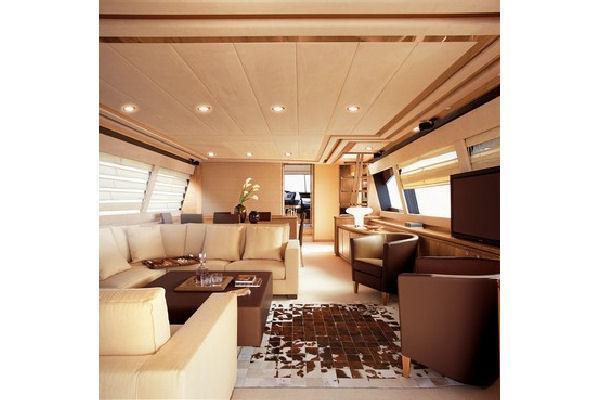 2009Ferretti Yachts 83 ft 830