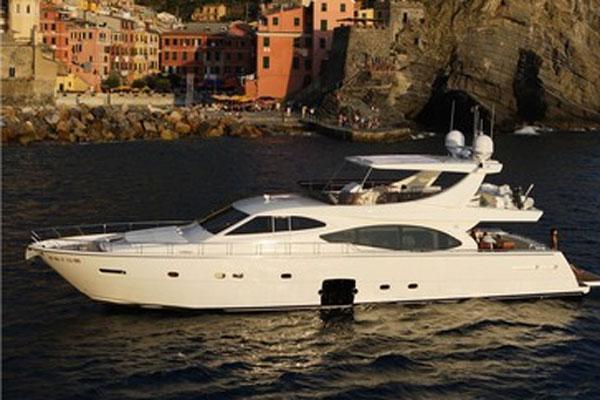 Ferretti Yachts 78' 780 2007