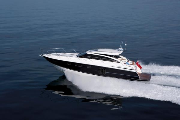 2012 Princess 52' V52  | Picture 2 of 16
