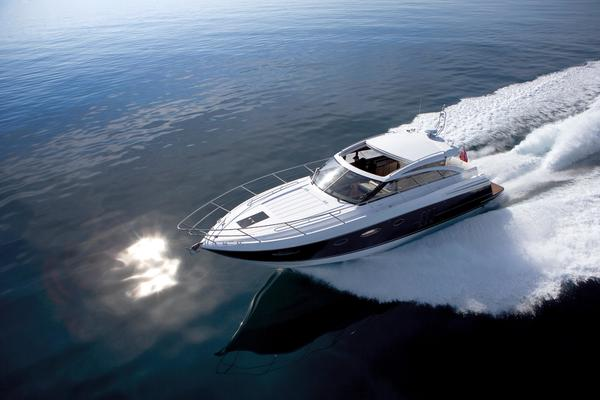 2012 Princess 52' V52  | Picture 3 of 16