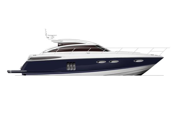 2012 Princess 52' V52  | Picture 5 of 16
