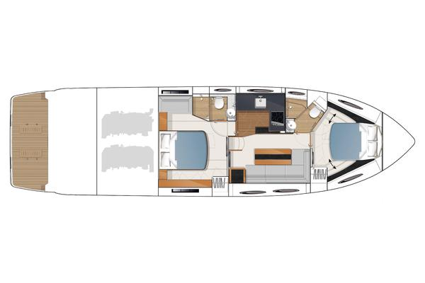 2012 Princess 52' V52  | Picture 7 of 16