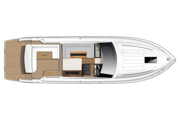 2012 Princess 52' V52  | Picture 6 of 16