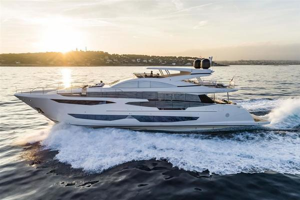 2020 Pearl 95' Pearl 95  IN PRODUCTION | Picture 1 of 78