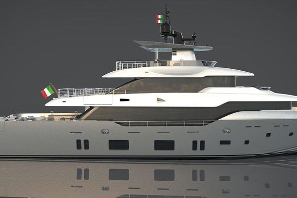 2018 Canados 120' Oceanic Fast Expedition  | Picture 3 of 7