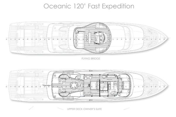 2018 Canados 120' Oceanic Fast Expedition  | Picture 6 of 7