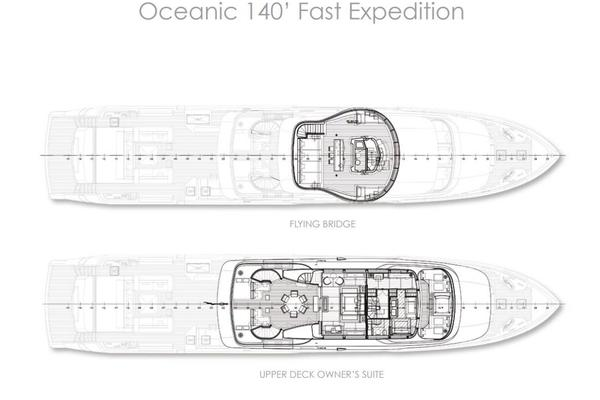 2018 Canados 140' Oceanic Fast Expedition  | Picture 3 of 12