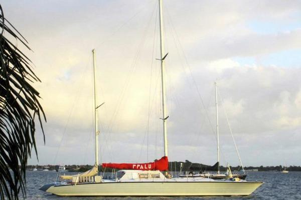 75' Custom Custom Ketch 1977 | Ppalu