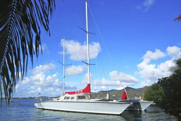 1977Custom 75 ft Custom Ketch   Ppalu