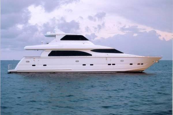 76' Horizon Skylounge Motoryacht 2001 | Rogue