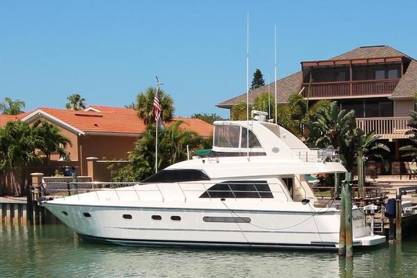 55' Neptunus Motor Yacht 1995 | Neptunus Lady