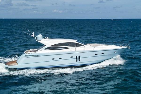 62' Pershing Express 2006 | RENEE