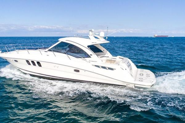 Sea Ray 48' 48 Sundancer 2009