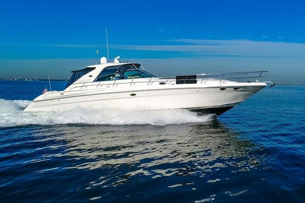 Sea Ray 58' 580 Super Sun Sport 2002