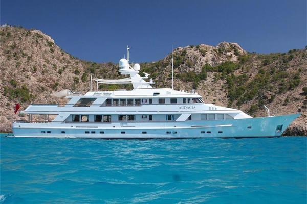 159' Feadship Motor Yacht AUDACIA
