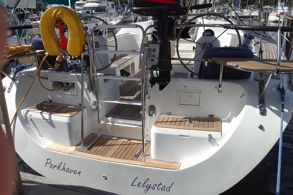 1996Catalina 40 ft 400