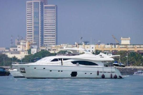 photo of 88' Ferretti Yachts 881 2006