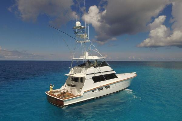 65' Hatteras 65 Convertible 1988 | Living The Dream