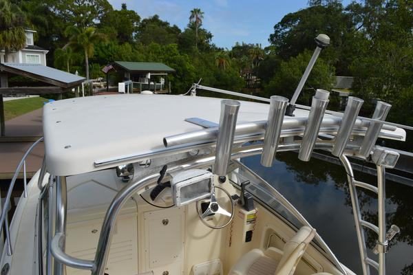 2005Scout 24 ft 242 Abaco