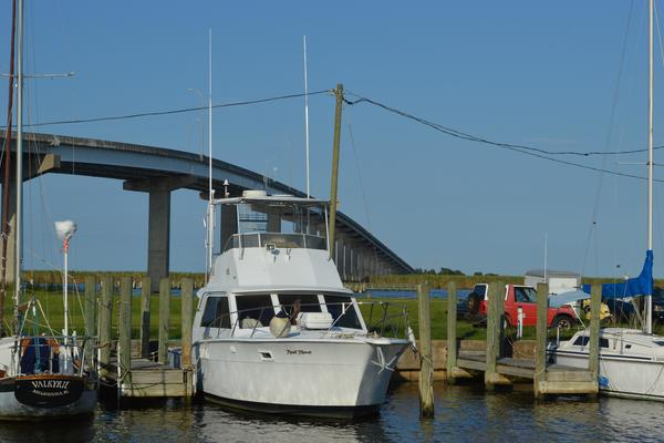 36' Hatteras 36 Sport Fisherman 1973 | Reel Time