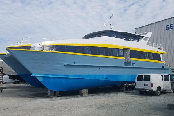 1999 Sabre Craft 73' Passenger Fast Ferry  | Picture 5 of 48