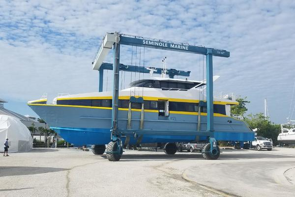 1999 Sabre Craft 73' Passenger Fast Ferry  | Picture 3 of 48
