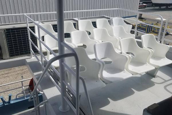 1999 Sabre Craft 73' Passenger Fast Ferry  | Picture 8 of 48