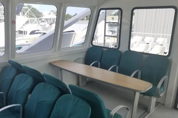 1999 Sabre Craft 73' Passenger Fast Ferry  | Picture 7 of 48