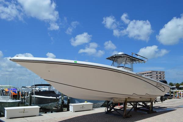 Fountain 38' 38 Center Console 2008