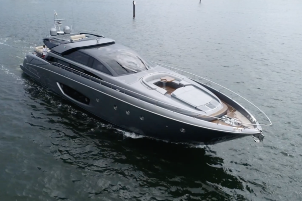 86' Riva Domino 2012 | Gypsea