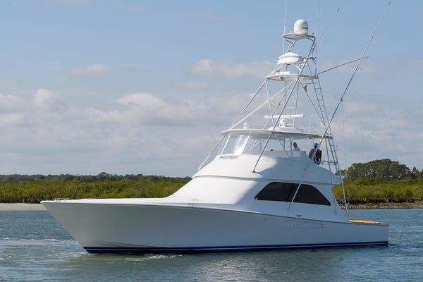 64' Viking Convertible 2008 | HOW SWEET IT IS
