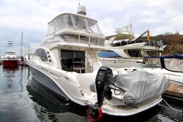 58' Sea Ray 58 Sedan Bridge 2013 |