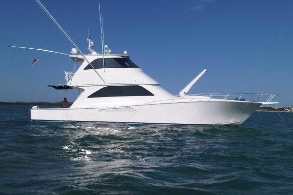 Viking 56' Enclosed Bridge 2007