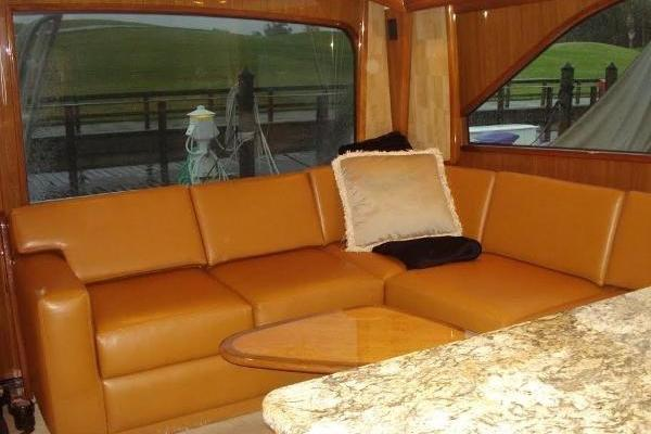 Picture Of: 56' Viking Enclosed Bridge 2007 Yacht For Sale | 2 of 16