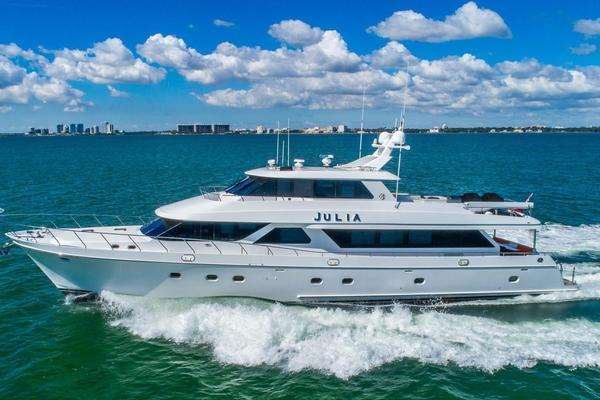 Picture Of: 102' Ocean Alexander 102 2008 Yacht For Sale | 4 of 78