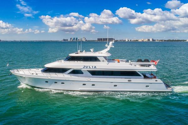 Picture Of: 102' Ocean Alexander 102 2008 Yacht For Sale | 3 of 78
