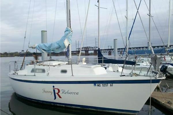 28' Pearson Sailboat 1978 | Jenny Rebecca