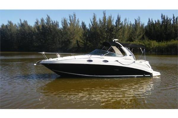 28' Sea Ray 280 Sun Dancer 2006 | Sanctuary