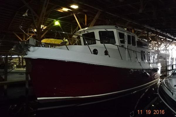 41' American Tug 41 Pilothouse 2005 | Red Dolphin