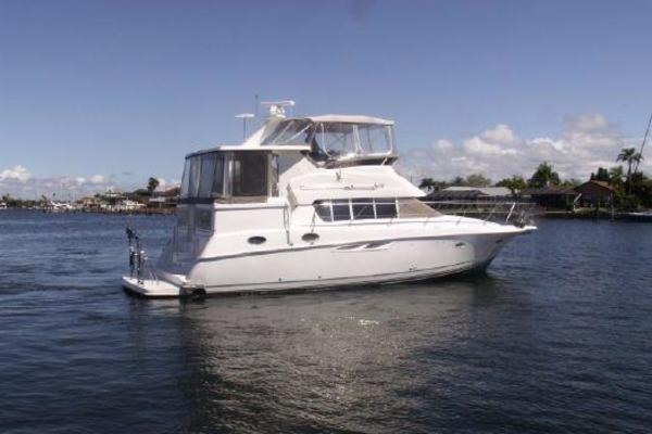 42' Silverton 422 Motor Yacht 2000 | 'Monkey Sea'