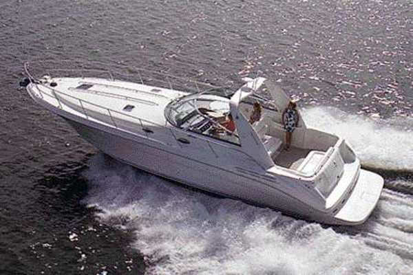 40' Sea Ray 400 Sundancer 1997 | Foolish Pleasure