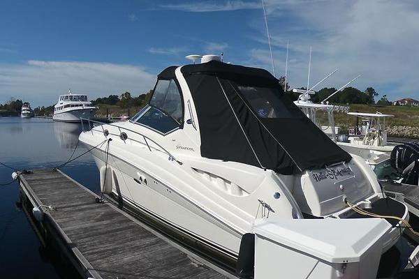 2007Sea Ray 37 ft 340 Sundancer   HALLUSEANATION